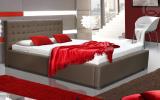 de71738136c15 Čalúnená posteľ LUBNICE V 180