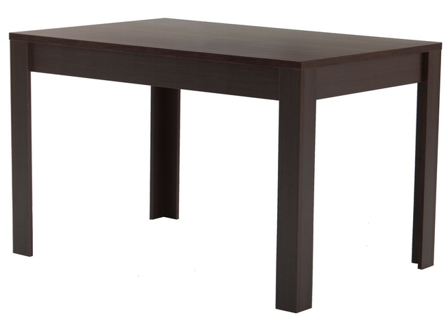 Stôl REA TABLE: wenge